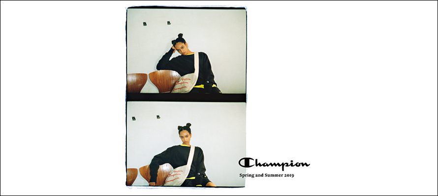 Champion Spring and Summer 2019 Look Book